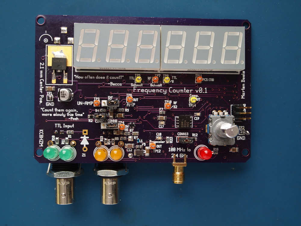 Thermometer Circuit Page 4 Meter Counter Circuits Nextgr